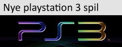 Nye playstation 3 spil