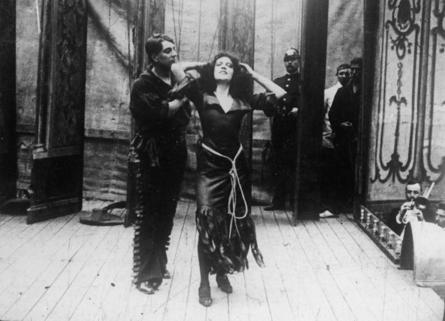 Afgrunden af Urban Gad (1910)