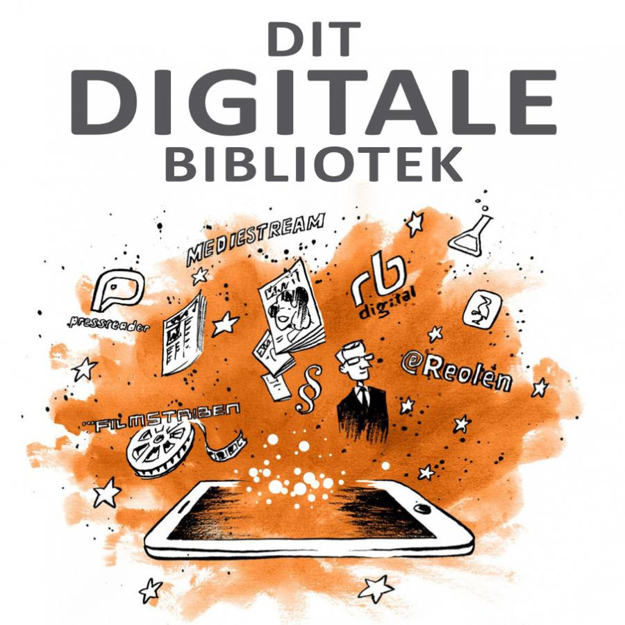 Dit digitale bibliotek